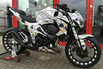 Z800 BikerWorld Editionen