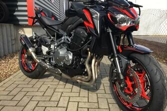 Z900 BikerWorld Edition