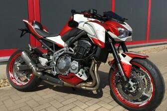 Z900 20 Jahre BikerWorld Edition