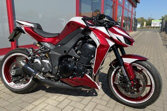 Z1000 BikerWorld Edition auf Kundenwunsch