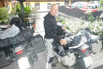 Motorradtour 2014 nach Istanbul