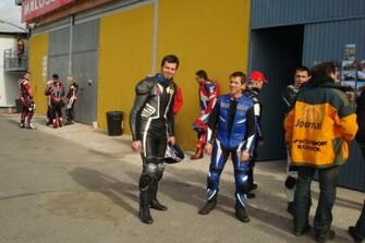 Fireblade Test 2008 in Almeria