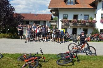 Betriesausflug nach Buchwald - Tschechien