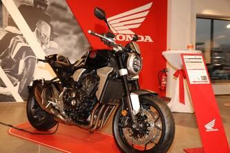 Honda Semmler - VIP Abend CB1000R