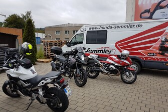 Honda Semmler  - 2019 2te Ausfahrt