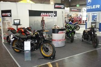 Motorradmesse Leipzig 2012