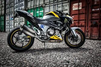Kawasaki Z800 BKM Edition