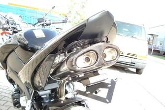 Suzuki B-King Umbauten