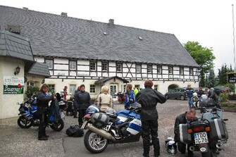 Tour ins Erzgebirge 2010