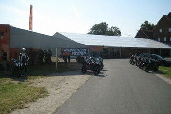 KTM-Roadshow bei Kathi-Bräu..... Galerie vom 27.07.2009