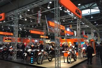 Motorrad Messe Leipzig 2017 Galerie vom 03.02.2017