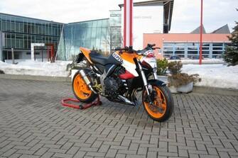 UMBAU Honda Repsol CB 1000R Galerie vom 29.03.2010