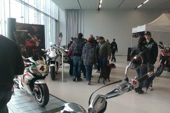 Motorradmesse Plauen 2011 Galerie vom 26.03.2011