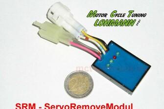 SRM - Servo Remove Modul