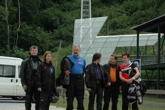 Ausfahrt Motorradclub Motozont Mooskirchen