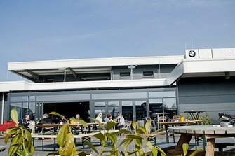 TRIUMPH Ems-Vechte Biker Cafe