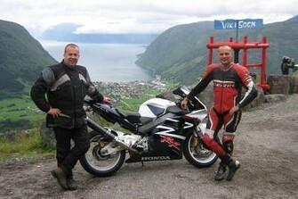 Fahrt nach Norwegen 2007
