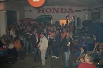 Glühweinabend 2006