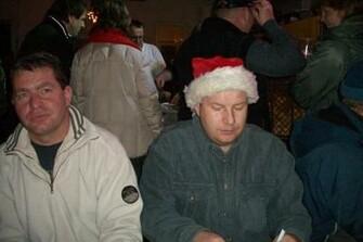 Glühweinabend 2007