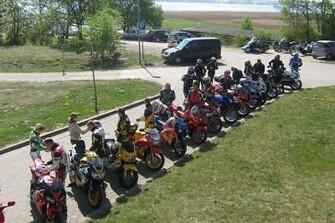 Motorradausfahrt am 28,04,2007