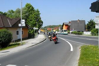 1. Zweirad Center Steyr Fan Gemeinschafts Ausfahrt