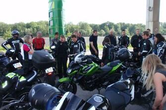 4. Zweirad Center Steyr Fan Gemeinschafts Ausfahrt