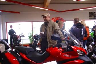 Ducati Desmo Chrismas 15.12.2012