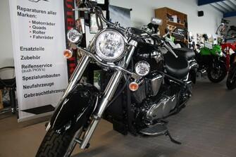 Die Motorradwerkstatt