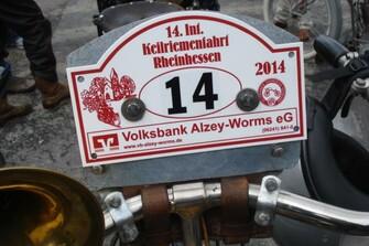 Motorrad- und Oldtimerwochenende GFÜ Alzey