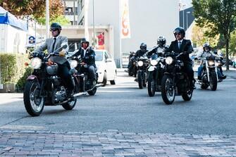Gentleman's Ride 2015