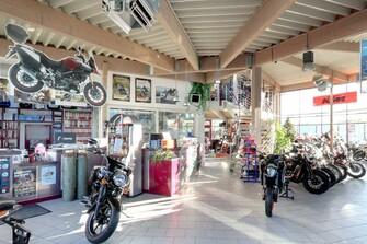 Motorrad Stöbe - Gewerbegebiet Aachener Kreuz