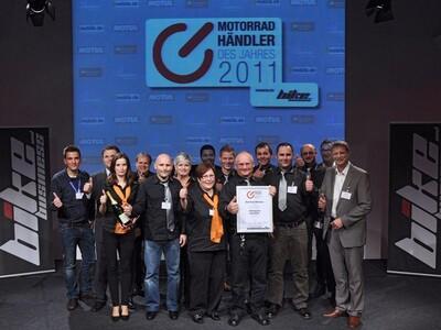 Auszeichnung 2011 anzeigen