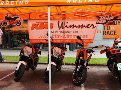 KTM Wimmer bei KTM und Oldtimer Ausstellung anzeigen