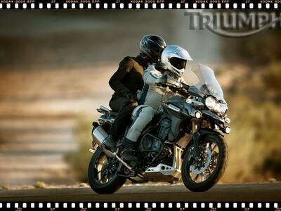 TRIUMPH TIGER EXPLORER - Das Motorrad für´s Abenteuer! anzeigen