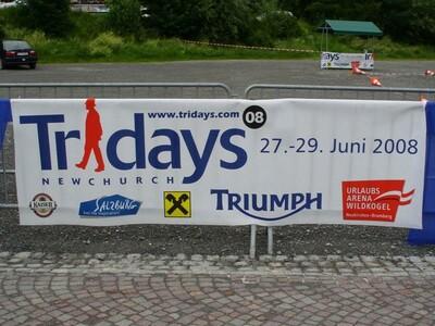 TRIDAY´s 2008 anzeigen