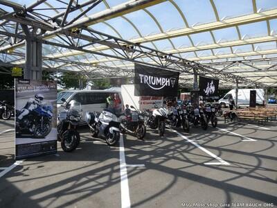 Motorrad-Sonntag 2014 in Gera anzeigen