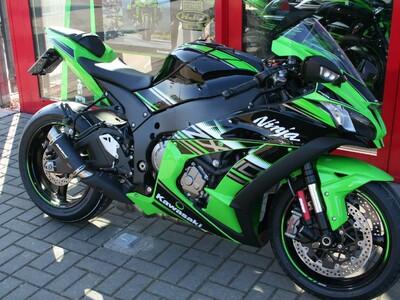 Ninja Editionen & Racingbikes anzeigen