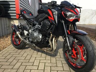 Z900 BikerWorld Edition anzeigen