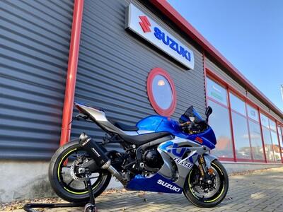 Suzuki - ehrliche Motorräder für super Fahrspaß!  anzeigen