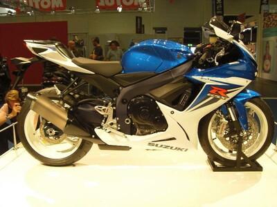 Suzuki GSX R 750/600 Modell 2011 anzeigen