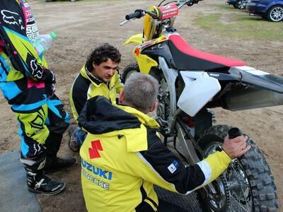 Suzuki Testtage 2012/2013 anzeigen