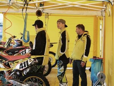 Winter Motocross Frankenbach Team Suzuki Reinecke anzeigen