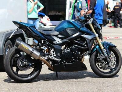 European Suzuki Days Hockenheimring Teil 2 2013 anzeigen