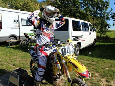 Supercross Training Teil 1 anzeigen