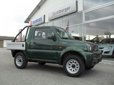 Suzuki Jimny Pick-Up Club anzeigen