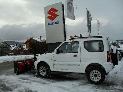 Schneepflug Jimny und Amarok anzeigen