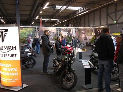 Motorradmesse Erfurt 2017 anzeigen