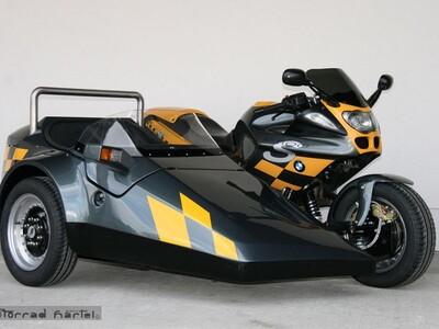 Gespannbau BMW R1100S mit EML Speed 2000 anzeigen