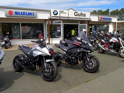 Motorrad GUHS Schwarzenbach anzeigen
