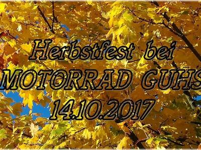 Herbstausstellung bei MOTORRAD-GUHS - Teil 1 anzeigen